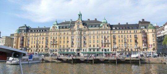 Stockholm, Sweden, Viking Homelands, Baltic Cruise, Scandinavia